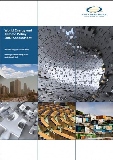 World Energy Trilemma 2009: World Energy and Climate Policy Assessment
