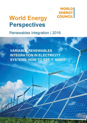 Variable renewable energy sources integration in electricity systems 2016 - How to get it right