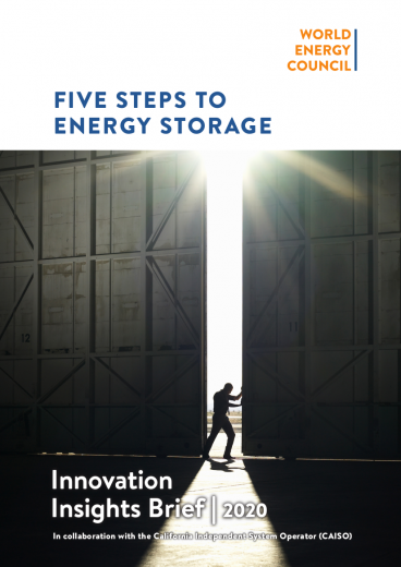 Innovation Insights Brief - Five Steps to Energy Storage