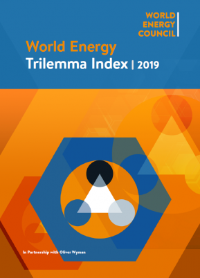 Energy Trilemma ranking