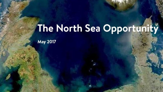Unlocking the energy potential of the North Sea