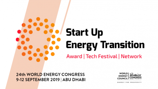 Start-ups focus on World Energy Congress