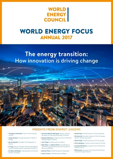 World Energy Focus 2017