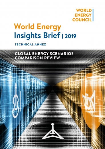 Innovation Insights Brief - Global Energy Scenarios Comparison Review