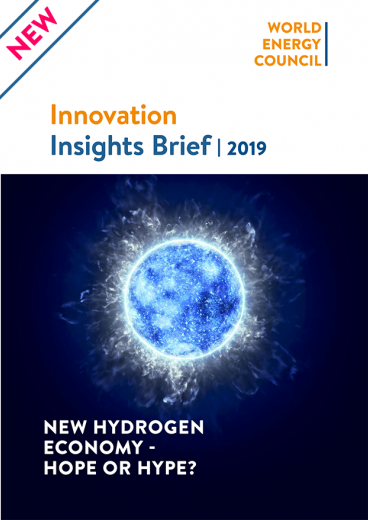 Innovation Insights Brief - New Hydrogen Economy - Hype or Hope?