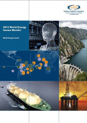 World Energy Issues Monitor 2013