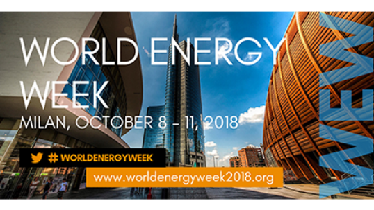 Two weeks to go! The countdown is on until World Energy Week