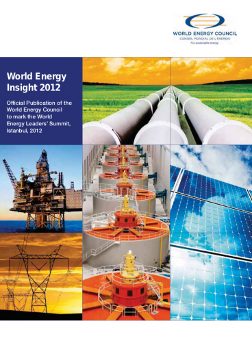 World Energy Insight 2012