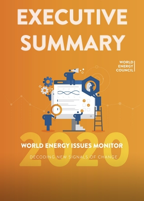 World Energy Issues Monitor 2020 - Executive Summary