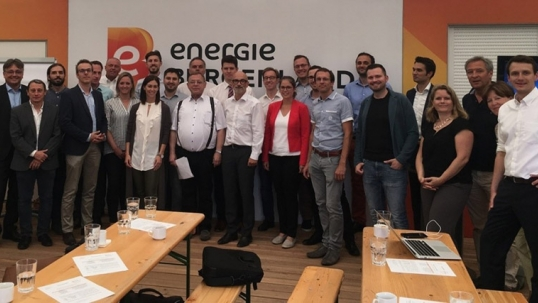 Austria's young energy professionals explore global challenges in integrated energy