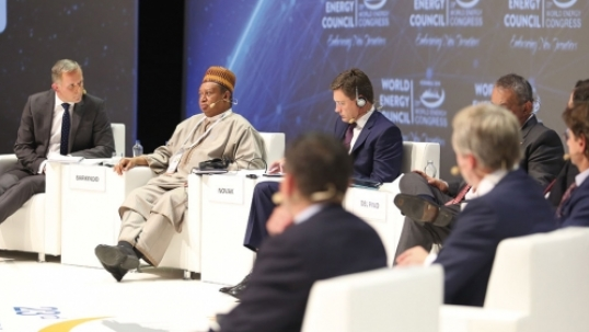 24th World Energy Congress Update: Ministers, Heads of Delegation, Press Registration