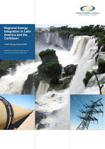 Regional Energy Integration in Latin America and the Caribbean