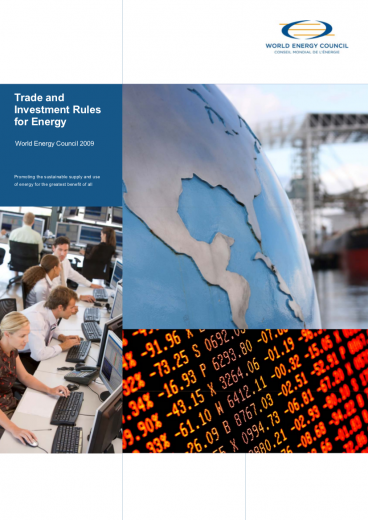WEC Rules of Trade 2009: Trade and Investment Rules for Energy