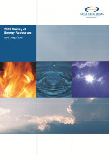 World Energy Resources: 2010 Survey