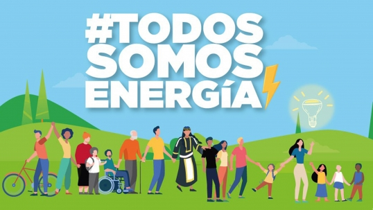 Todos Somos Energía: WE are all energy