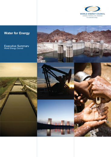 Water for Energy 2010