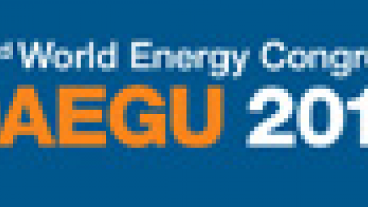 World Energy Council marks one-year countdown to 2013 World Energy Congress