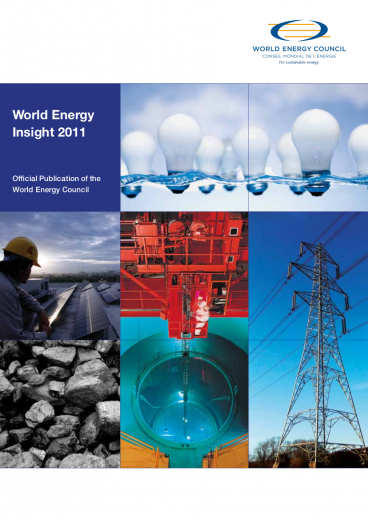World Energy Insight 2011